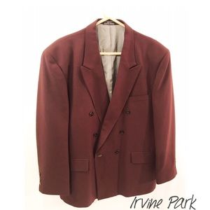 Other - Vintage Irvine Park Suit Coat